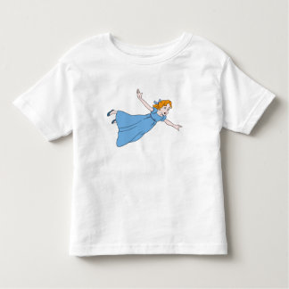Peter Pan's Wendy Flying Disney Tee Shirt