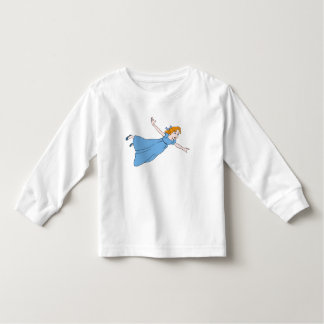 Peter Pan's Wendy Flying Disney Tshirt