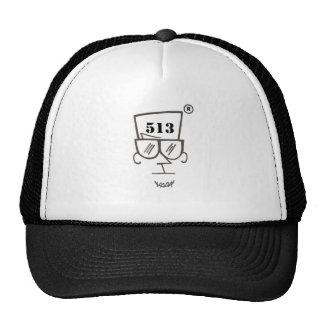 peter parker 513 store trucker hat