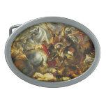 Peter Paul Rubens Art Belt Buckle
