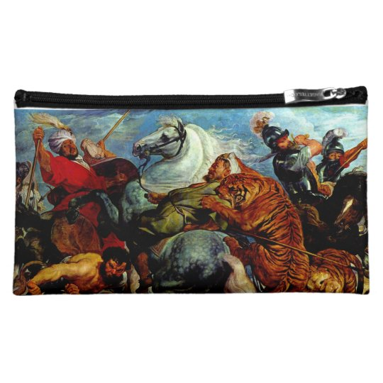 Peter Paul Rubens Art Makeup Bag
