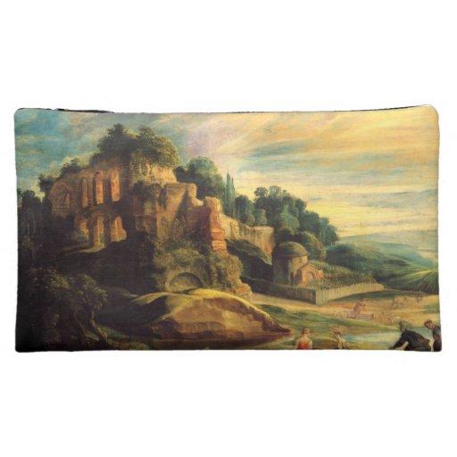 Peter Paul Rubens Art Makeup Bags