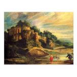Peter Paul Rubens Art Postcard
