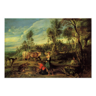 Peter Paul Rubens Art Print