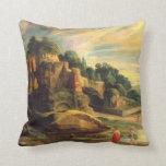 Peter Paul Rubens Art Throw Pillows