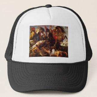 Peter Paul Rubens Art Trucker Hat