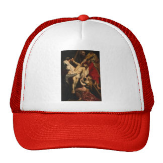 Peter Paul Rubens- Descent from the Cross Trucker Hat