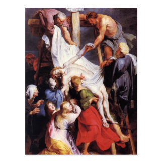 Peter Paul Rubens - From the Cross Post Cards