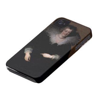 Peter Paul Rubens- Marie de Medici Case-Mate iPhone 4 Funda