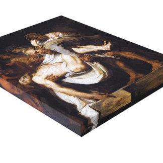 Peter Paul Rubens- The Entombment Canvas Print