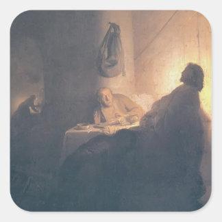 Peter Paul Rubens- The Supper at Emmaus Sticker