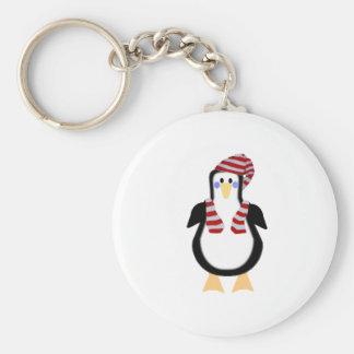 Peter Penguin Key Chain