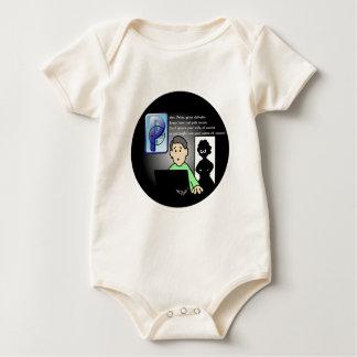 Peter Peter Baby Bodysuit