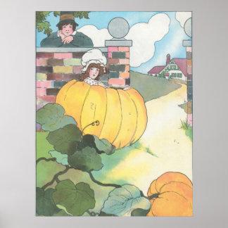 Peter, Peter, calabaza-comedor, Poster