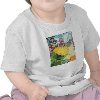 Peter, Peter, calabaza-comedor, Camisetas