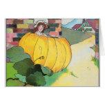 Peter, Peter, pumpkin-eater, Cards