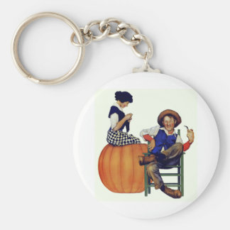 PETER, PETER, PUMPKIN EATER - HAD A WIFE & KEYCHAIN
