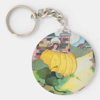 Peter, Peter, pumpkin-eater, Keychain