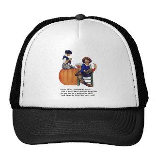 PETER PETER PUMPKIN EATER TRUCKER HAT