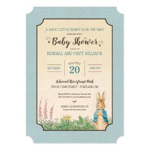 Peter Rabbit Invitations Zazzle