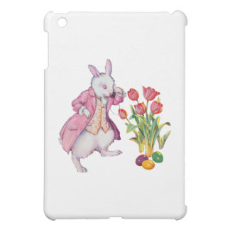 Peter Rabbit Inspects the Easter Eggs iPad Mini Case