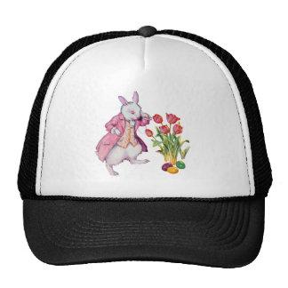 Peter Rabbit Inspects the Easter Eggs Trucker Hat