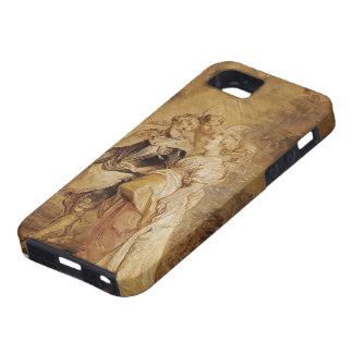 Peter Rubens- la boda de Enrique IV de Francia iPhone 5 Case-Mate Funda