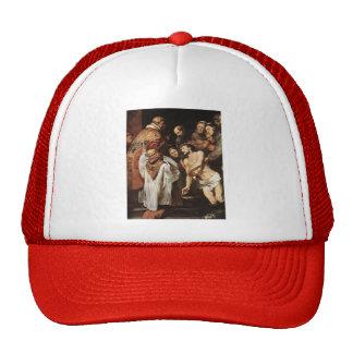 Peter Rubens- la comunión pasada de St Francis Gorro De Camionero