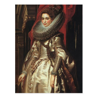 Peter Rubens- Portrait of Marchesa Brigida Doria Postcards