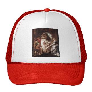 Peter Rubens- St Gregory el grande con los santos Gorros