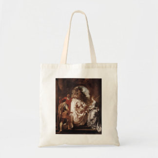 Peter Rubens- St. Gregory the Great with Saints Bag