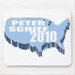PETER SCHIFF FOR SENATE MOUSEPAD