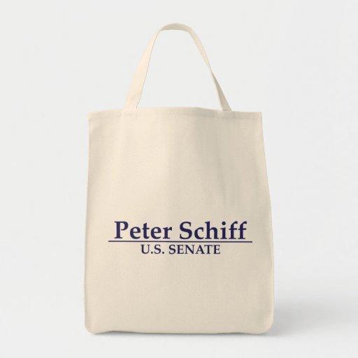 Peter Schiff U.S. Senate Bags