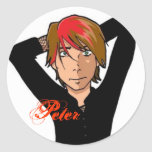 Peter Stickers