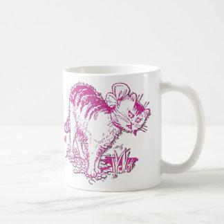 Peter the Cat Coffee Mug