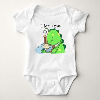 Peter & the Closet Monster, kiss Infant Creeper