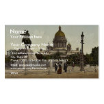 Peter the Great Place, St. Petersburg, Russia clas Double-Sided Standard Business Cards (Pack Of 100)