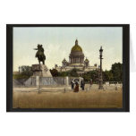 Peter the Great Place, St. Petersburg, Russia clas Greeting Card