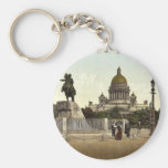 Peter the Great Place, St. Petersburg, Russia clas Keychain