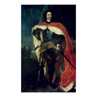 Peter the Great Posters