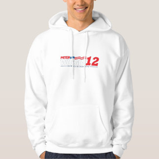 Peter Wiggin for Hegemon Hooded Sweatshirts