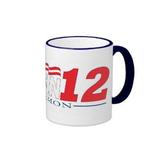 Peter Wiggin for Hegemon Ringer Coffee Mug