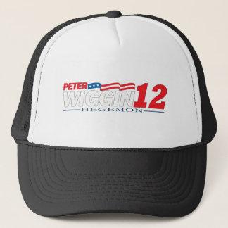 Peter Wiggin for Hegemon Trucker Hat