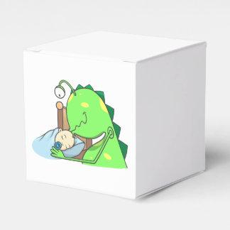 Peter y el monstruo del armario, beso cajas para detalles de boda