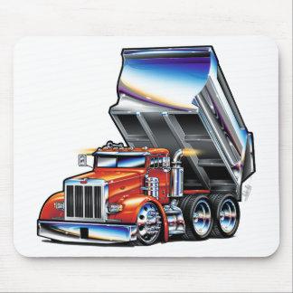 Peterbilt 357 Dump Truck Mouse Pad