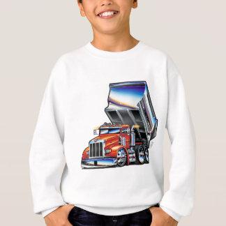 Peterbilt 357 Dump Truck Sweatshirt