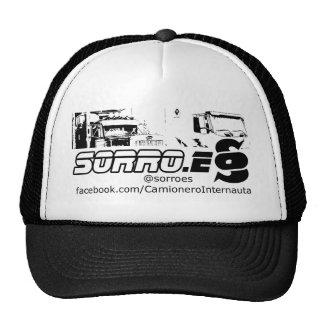 Peterbilt b&n trucker hat