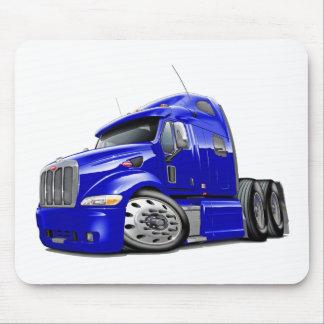 Peterbilt Blue Truck Mouse Pad