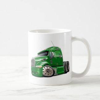 Peterbilt Green Truck Coffee Mug