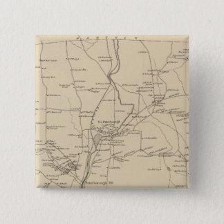 Peterborough, Hillsborough Co Button